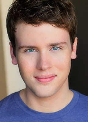 Grey Henson will play Elder McKinley in Book of Mormon Tour