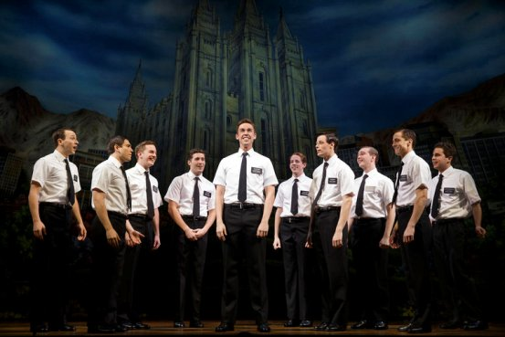 The Book of Mormon 2nd National Tour in Chicago