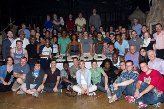 The Book of Mormon Cast and Crew