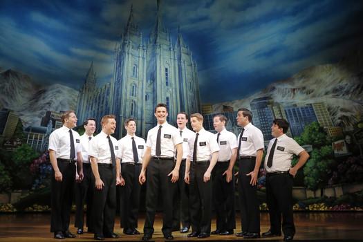 Book of Mormon in Austin
