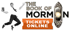 The Book of Mormon Musical Tickets - Cheap Book of Mormon Tickets